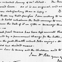 Document, 1817 April 07