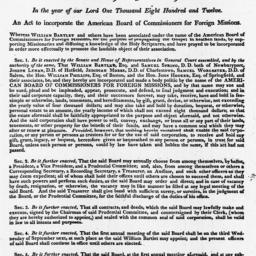 Document, 1812 September 19