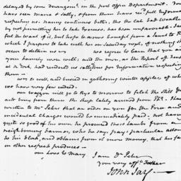 Document, 1811 October 16