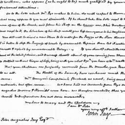 Document, 1824 April 12