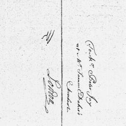 Document, 1772 May 27