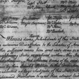 Document, 1777 March 07