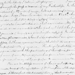Document, 1832 August 10