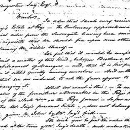 Document, 1843 April 15