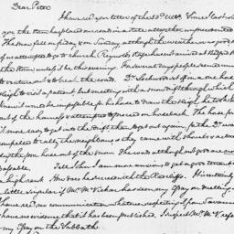 Document, 1829 March 02