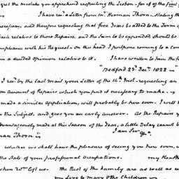Document, 1822 December 24
