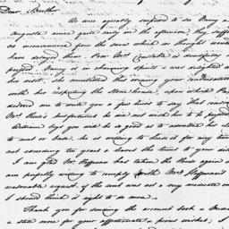 Document, 1822 February 05