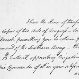 Document, 1779 April 15