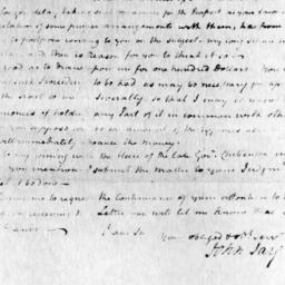Document, 1805 June 05
