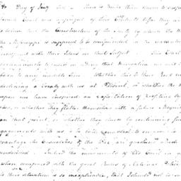 Document, 1781 April 25