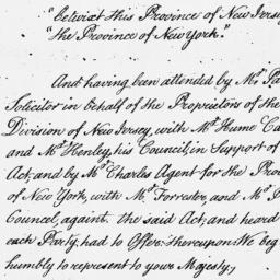 Document, 1753 July 18