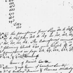 Document, 1769 September n.d.