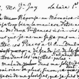 Document, 1789 March 01