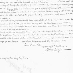 Document, 1816 April 29