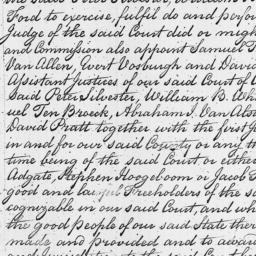 Document, 1797 January 18