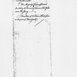Document, 1769 July 18