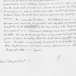 Document, 1795 March 05