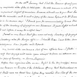 Document, 1781 April 23