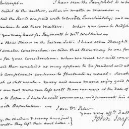 Document, 1823 September 30