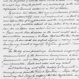 Document, 1797 July 20 and ...