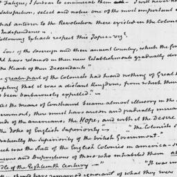 Document, 1821 January 13