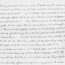 Document, 1795 October 11