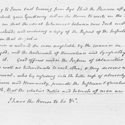 Document, 1795 October 29