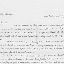 Document, 1795 November 12