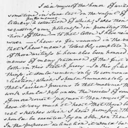Document, 1801 October 5 an...