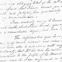 Document, 1823 March 04