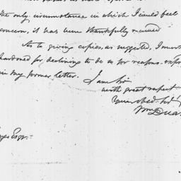 Document, 1821 May 30