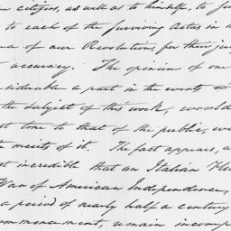 Document, 1820 July 15