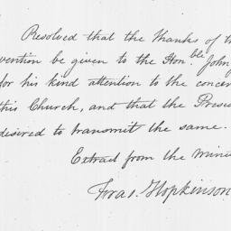 Document, 1786 June 26