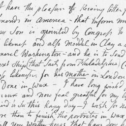 Document, 1783 December 08