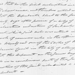 Document, 1802 December n.d.