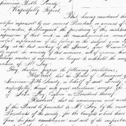 Document, 1828 March 6