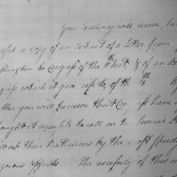 Document, 1779 June 29