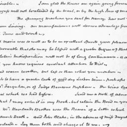 Document, 1824 July 6