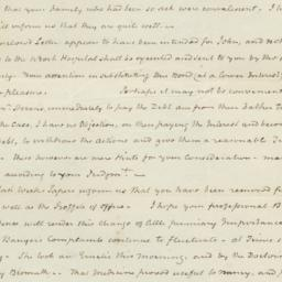 Document, 1821 March 12