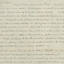 Document, 1821 January 09