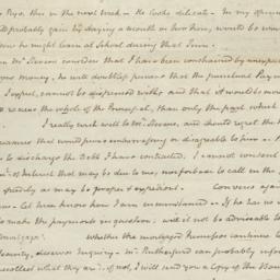 Document, 1820 September 04