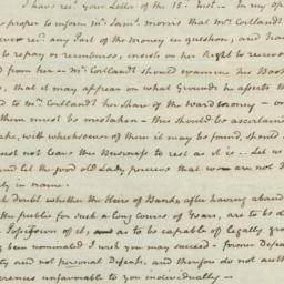 Document, 1814 April 19