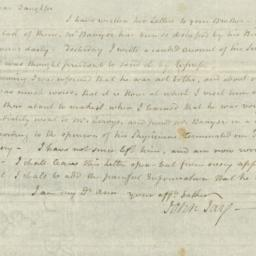 Document, 1806 June 11