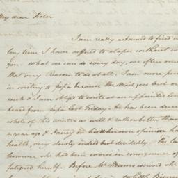 Document, 1812 March 23