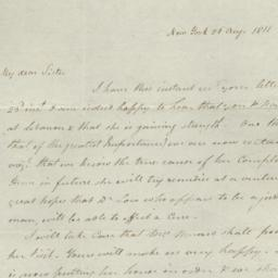 Document, 1811 August 26