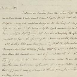 Document, 1810 July 27