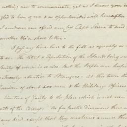 Document, 1804 January 23