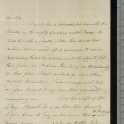 Document, 1803 November 28