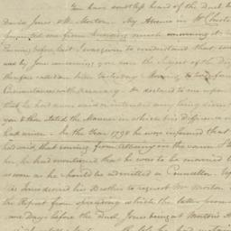 Document, 1801 July 05