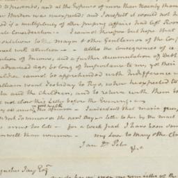 Document, 1822 December 10